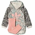 Adidas Originals Infant Baby Girls Hoody & Pants Outfit