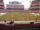 Купить 4 Cleveland Browns tickets GB Packers 12/10 sec 146 only 25 rows from the field!