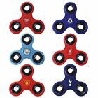 Official Licensed Football Club Finger Fidget Spinner 3 Way Diztracto Spinnerz