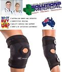 BIONIC KNEE BRACE SUPPORT LCL/MCL DONJOY PERFORMANCE BRACING