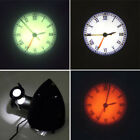 LED Analog Projection Clock with Based Projector LED Projector Clock Project 01