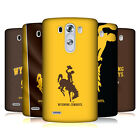OFFICIAL UNIVERSITY OF WYOMING UW HARD BACK CASE FOR LG PHONES 1