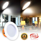 4/6/10x 13W LED DOWNLIGHT KIT WARM / COOL WHITE DAY LIGHT DIMMABLE 3500K 6500K