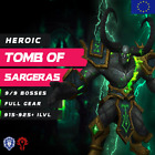 WoW Boost ✯ HC Tomb Of Sargeras 9/9 full gear or BiS gear ✯All EU Ally & Horde✯