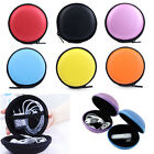 Headset Bag Headphone Earbud Carrying Storage Bag Headset Hard Case Pouch GIFT