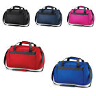 New BAGBASE Weekend Mini Holdall Shoulder Bag in 5 Colours One Size