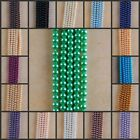 """HB1143-1160 6mm Wholesale Glass Pearl Ball Loose beads 15"""""""