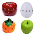 60 Minute Mechanical Timer Egg Apple Type Kitchen Cooking Reminder Home Decor