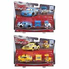 Disney Pixar Cars Piston Cup Series Metal Die-Cast Toy Vehicles (2 Pack)