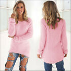 Fall Winter Woman Fashion Warm Soft Sweatshirts Pullovers Hoodies Long Sleeve
