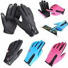 NEW Men Women Winter Ski Warm Gloves Motorcycle Waterproof  Touch Driving Gloves