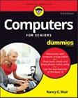 COMPUTERS FOR SENIORS FOR DUMMIES - MUIR, NANCY C. - NEW BOOK