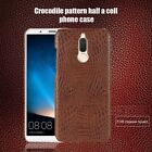For Huawei Nova 2i Silicone TPU Shockproof Back Cover Case Crocodile Pattern