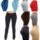 Women Trousers Pants Skinny Jeggings Leggings Waist Winter Jeans Solid Casual