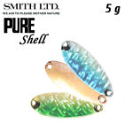 Smith Pure Shell II 5 g Trout Spoon Assorted Colors