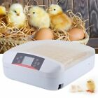 7/32/56 Egg Family Incubator Fully Automatic Digital Duck Egg Poultry Chicken