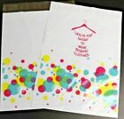 """Pick Quantity 1-2000 12x15.5"""" Poly Mailer """"Bubbly Shopping Dress"""" Boutique Bags"""