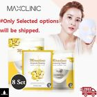 MAXCLINIC MIRACLINIC PLASTER CORSET MASK SET 1/4/8 Set Mask Pack Home Skin Care