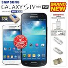 New & Sealed Factory Unlocked Samsung Galaxy S4 Mini I9195 8gb Blue White Phone