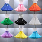 New Short Wedding Tulle Petticoat Bridal Underskirt Women Crinoline Skirt TU