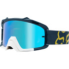 FOX RACING AIR SPACE PREME GOGGLE Navy/Red - 19966