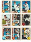 2017 TOPPS HERITAGE #'S 1 - 250  ( STARS, ROOKIE RC'S ) - WHO DO YOU NEED!!!
