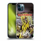 OFFICIAL IRON MAIDEN ALBUM COVERS SOFT GEL CASE FOR APPLE iPHONE PHONES