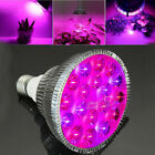 54W LED Imprint Grow Light Bulb Full Spectrum E27 Hydroponic For Indoor Veg Flower