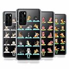 HEAD CASE DESIGNS YOGA ANIMALS SOFT GEL CASE FOR HUAWEI PHONES
