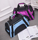 Pet Carrier Soft Sided S/M/L Cat / Dog Comfort Travel Tote Bag Airline Approved