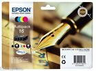 Epson 16 - T1626 Multi Pack Original OEM Ink Cartridges ( Set of 4 ) B,C,M