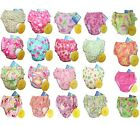 NEW iplay Girl's Swim Swimming Reusable Diapers Bathing Suit 6M 12M 18M 2T 3T 4T