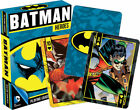DC Comics- Batman Heroes Playing Cards Deck