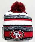 NEW ERA NFL SPORT KNIT Scarlet SAN FRANCISCO 49ERS