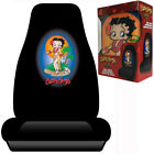 New Single Car Truck Front Bucket Seat Cover Classic Betty Boop Aloha Dance $25.89 USD
