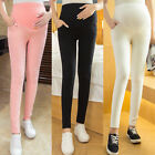 Plus size Maternity Womens Elastic belly long trousers Fashion Pants