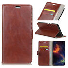 For ZTE Blade A512 A310 A520 -Premium Leather Wallet Magnetic Folio Case Cover