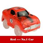 Electronics Special Car for Magic Track Toy Flashing Light Educational Kid Child