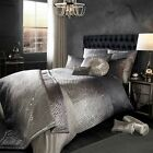 Kylie Minogue Bedding GIA Slate/Oyster Duvet/Quilt Cover, or Cushions or Throw