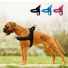 No Pull Dog Harness Large Nylon Harness Vest for Walking Small Medium Dogs