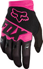 Fox Racing Youth Dirtpaw Race Gloves - 19507-Black-Pink