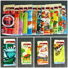 """Microfiber 16"""" x 24"""" Colorful  Bright Kitchen Towels 20 Patterns Absorbant"""