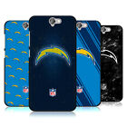 OFFICIAL NFL 2017/18 LOS ANGELES CHARGERS BLACK SOFT GEL CASE FOR HTC PHONES