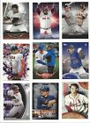2016 TOPPS INSERTS - SERIES 1, 2 & UPDATE - ALL LISTED  - WHO DO YOU NEED!!1
