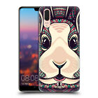 HEAD CASE DESIGNS AZTEC ANIMAL FACES SERIES 5 HARD BACK CASE FOR HUAWEI PHONES 1