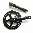 Miche Primato Advanced Pista Crankset | Black | various versions