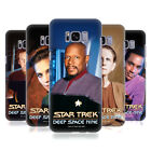 OFFICIAL STAR TREK ICONIC CHARACTERS DS9 HARD BACK CASE FOR SAMSUNG PHONES 1