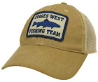 Stages West Fishing Team Trucker Cap - Khaki