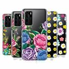 HEAD CASE DESIGNS FLOWER POWER SOFT GEL CASE FOR HUAWEI PHONES