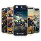 OFFICIAL LONELY DOG ADVENTURE SOFT GEL CASE FOR APPLE iPOD TOUCH MP3